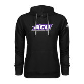 ACU Wildcat Adidas Climawarm Black Team Issue Hoodie-ACU
