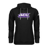 ACU Wildcat Adidas Climawarm Black Team Issue Hoodie-ACU Wildcats