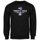 ACU Wildcat Black Fleece Crew-Track and Field Shoe Design
