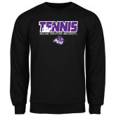 ACU Wildcat Black Fleece Crew-Tennis Player Design