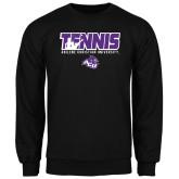 Black Fleece Crew-Tennis Player Design