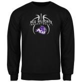 Black Fleece Crew-Design On Basketball