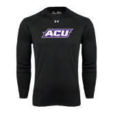 Under Armour Black Long Sleeve Tech Tee-ACU