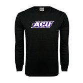 Black Long Sleeve TShirt-ACU