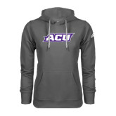 ACU Wildcat Adidas Climawarm Charcoal Team Issue Hoodie-ACU