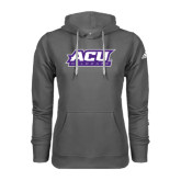 ACU Wildcat Adidas Climawarm Charcoal Team Issue Hoodie-ACU Wildcats
