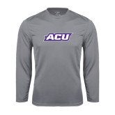 Performance Steel Longsleeve Shirt-ACU