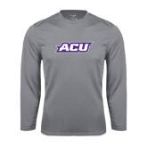 ACU Wildcat Syntrel Performance Steel Longsleeve Shirt-ACU
