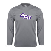 Performance Steel Longsleeve Shirt-Angled ACU