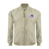 ACU Wildcat Khaki Players Jacket-Angled ACU w/Wildcat Head