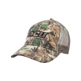 Camo Pro Style Mesh Back Structured Hat-ACU