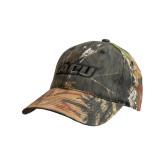 Mossy Oak Camo Structured Cap-ACU