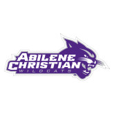 Abilene Christian Extra Large Magnet-Primary Logo, 18 inches wide