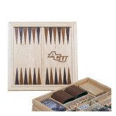 ACU Wildcat Lifestyle 7 in 1 Desktop Game Set-Angled ACU Engraved