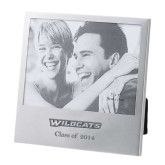 ACU Wildcat Silver 5 x 7 Photo Frame-Wildcats Engraved, Personalized