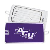 ACU Wildcat Luggage Tag-Angled ACU