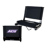 ACU Wildcat Stadium Chair Black-ACU