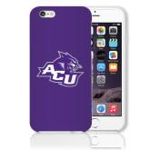 iPhone 6 Plus Phone Case-Angled ACU w/Wildcat Head