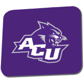 Full Color Mousepad-Angled ACU w/Wildcat Head