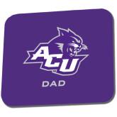 ACU Wildcat Full Color Mousepad-Dad