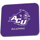 ACU Wildcat Full Color Mousepad-Alumni
