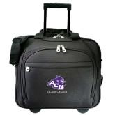 ACU Wildcat Embassy Plus Rolling Black Compu Brief-Angled ACU w/Wildcat Head, Personalized