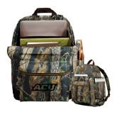ACU Wildcat Heritage Supply Camo Computer Backpack-ACU