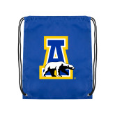 Royal Drawstring Backpack-A-bear