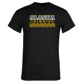 Black T Shirt-Swimming