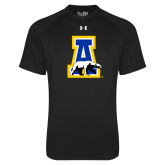 Under Armour Black Tech Tee-A-bear