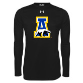 Under Armour Black Long Sleeve Tech Tee-A-bear