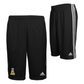Adidas Climalite Black Practice Short-Official Logo