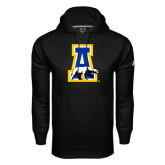 Under Armour Black Performance Sweats Team Hoodie-A-bear