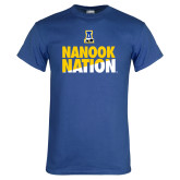 Royal T Shirt-Nanook Nation