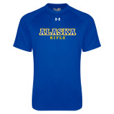 Under Armour Royal Tech Tee-Rifle