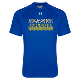 Under Armour Royal Tech Tee-Swimming