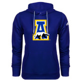 Adidas Climawarm Royal Team Issue Hoodie-A-bear
