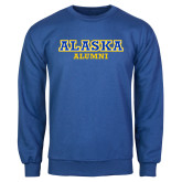 Royal Fleece Crew-Alumni