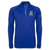 Under Armour Royal Tech 1/4 Zip Performance Shirt-A-bear