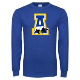 Royal Long Sleeve T Shirt-A-bear