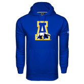Under Armour Royal Performance Sweats Team Hoodie-A-bear