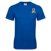 Royal T Shirt w/Pocket-A-bear