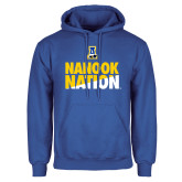 Royal Fleece Hoodie-Nanook Nation