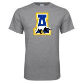 Grey T Shirt-A-bear