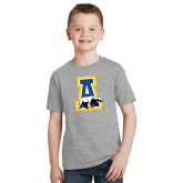 Youth Grey T-Shirt-A-bear