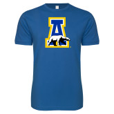 Next Level SoftStyle Royal T Shirt-A-bear