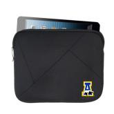 Neoprene Black Zippered Tablet Sleeve-A-bear