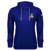 Adidas Climawarm Royal Team Issue Hoodie-Official Logo