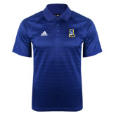 Adidas Climalite Royal Jaquard Select Polo-A-bear