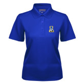 Ladies Royal Dry Mesh Polo-A-bear
